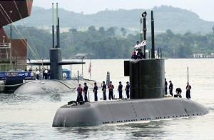 Самый большой флот подводных лодок